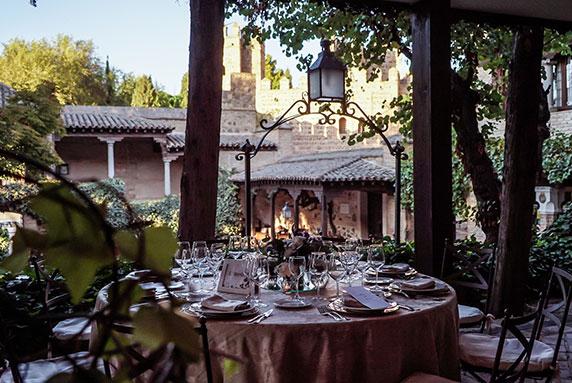 Cardenal Toledo restaurante